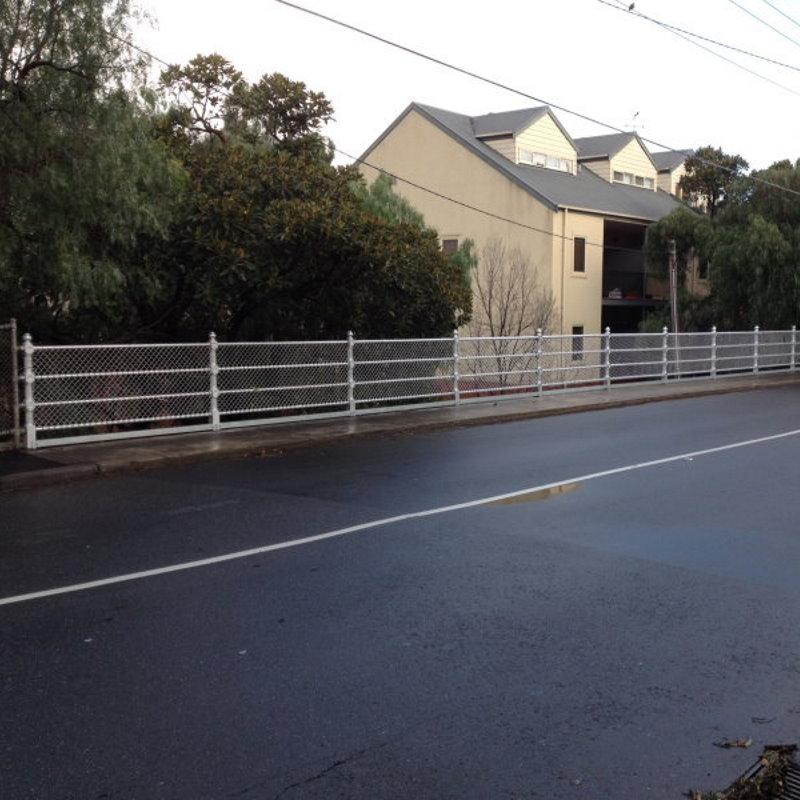 Bridge Barrier Renovation