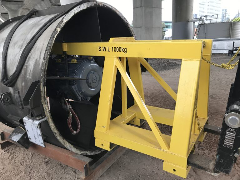 Certified Motor Instalation Lifting Device By G&G