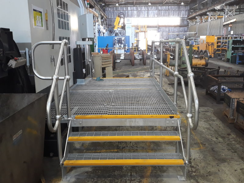 Machine Access Platform